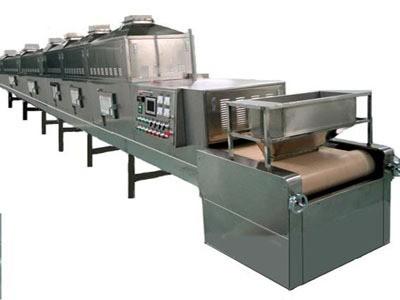 微波烘干机应用于哪些行业