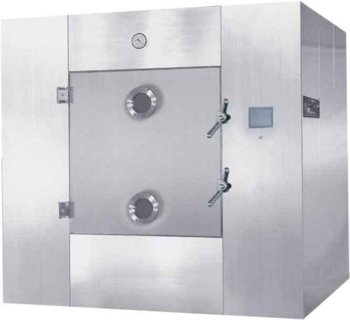 工业微波真空干燥机的设计结构