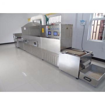 隧道香料粉微波干燥机